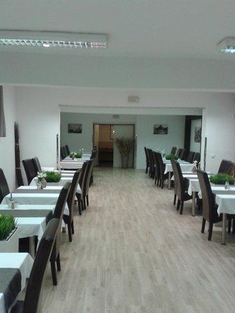 Kampa Garden: ресторанчик отеля