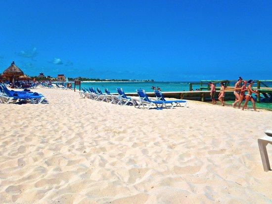 Grand Bahia Principe Coba : Playa Coba