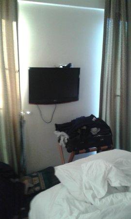 Basileus Hotel: Room