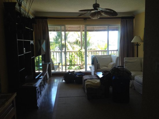 Pelican Bay at Lucaya: State room