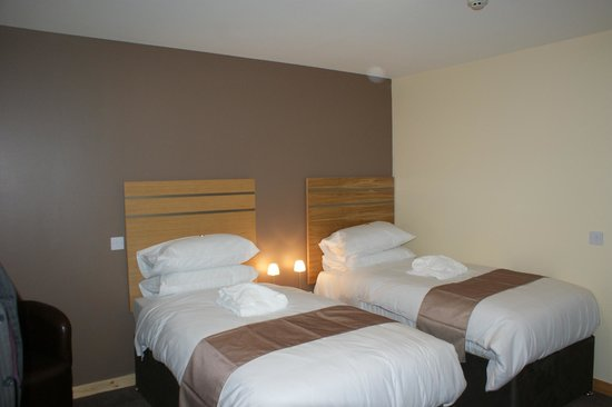 Carrbridge Hotel: Twin Room