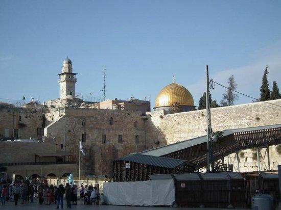 Ciudad Vieja de Jerusalén: Общий вид