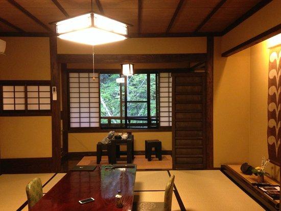 Ryokan Sanga: Asebi room