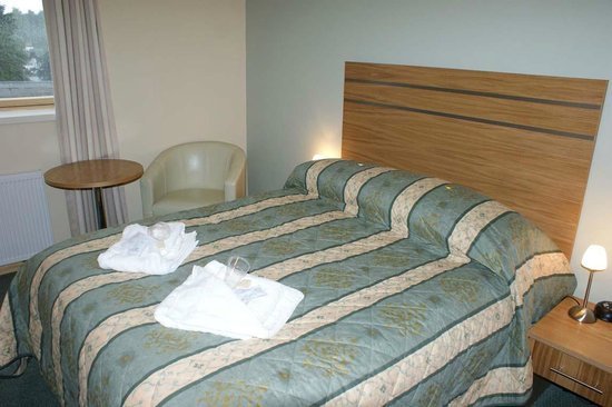 Carrbridge Hotel: Double Room