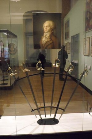 Museo Histórico Alemán: Napoleon and Sword collection