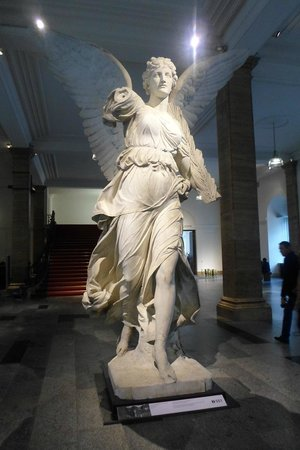 German Historical Museum: Statue of Victory