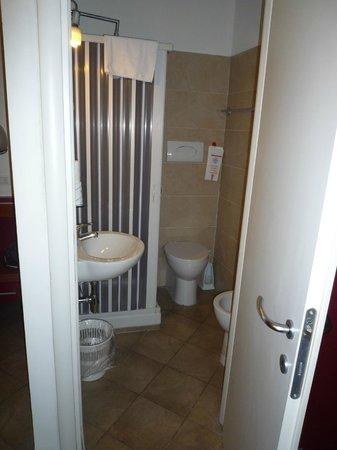 Hotel Brenta Milano : il bagno
