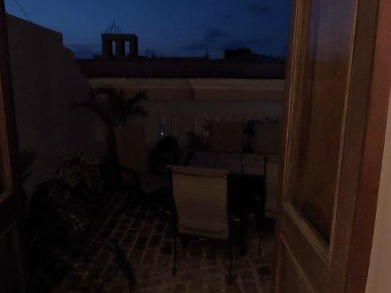 Da House Hotel : Balcony