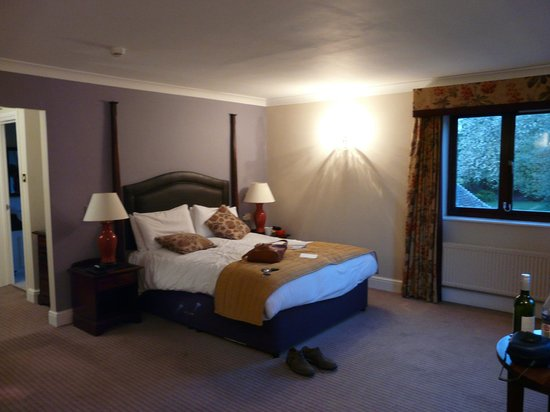 The Charlecote Pheasant Hotel: Our room - 104
