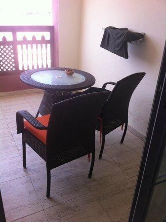 Hotel & Club Lella Meriam : La terrasse