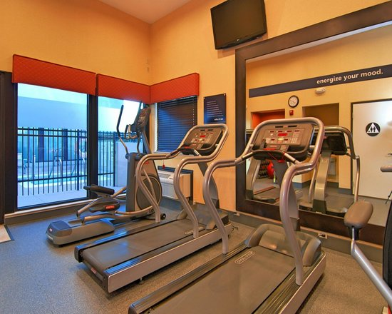 Hampton Inn & Suites Mountain View: Fitness Center