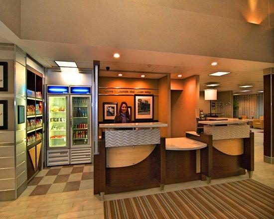 Hampton Inn & Suites Mountain View: Lobby