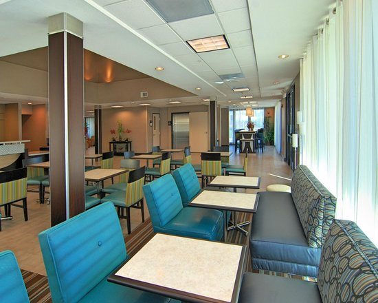 Hampton Inn & Suites Mountain View: Dining Area