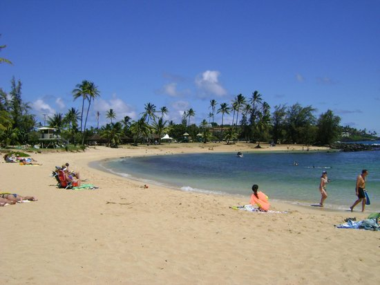 Poipu Beach Park : favourite place in the world