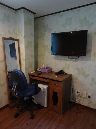 Shinchon Hostel: Double room