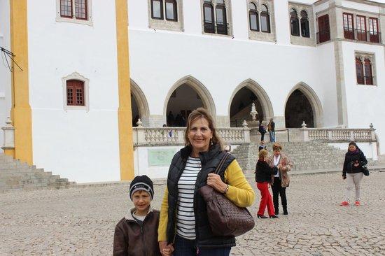 Palacio Nacional de Sintra: Palacio Nacional