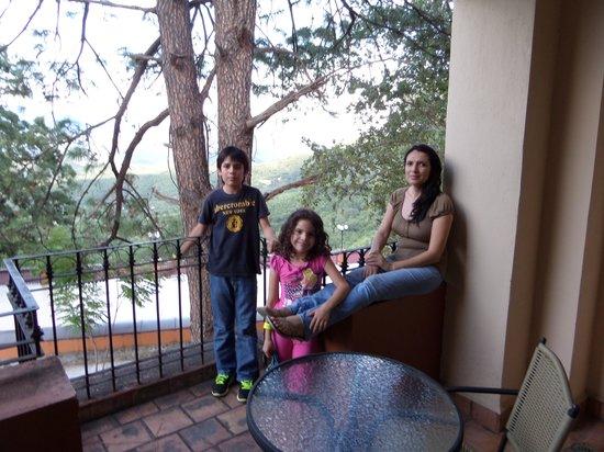 Hacienda Cola De Caballo : mi familia