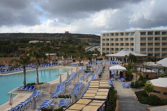 db Seabank Resort + Spa: Pool from the room