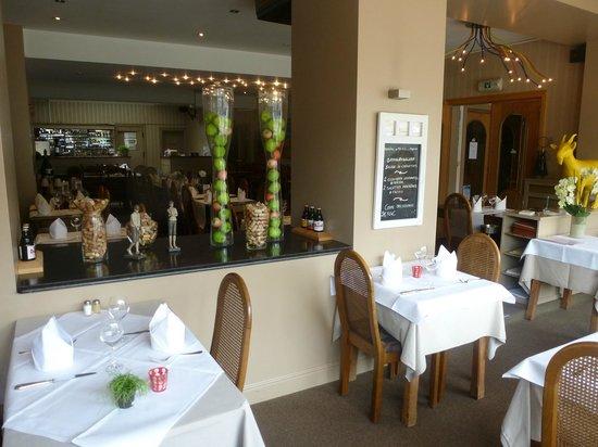 Hotel Lehouck: restaurant