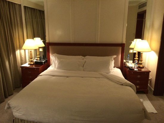 The Langham, Hong Kong : Langham - The Bed