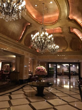 The Langham, Hong Kong : Langham Lobby