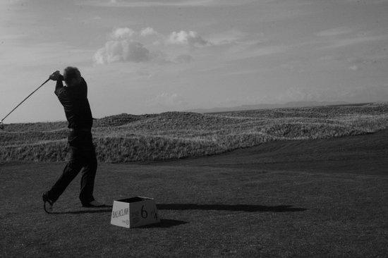 Machrihanish Golf Club : And Breath