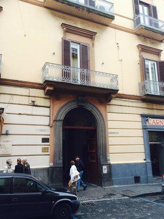 Vila Scaramellino Relais: Ingresso