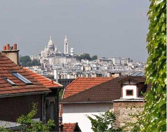 Manoir de Beauregard : Montmartre