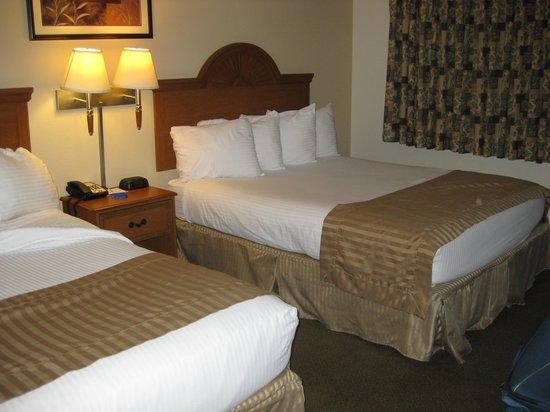 Best Western Westminster Inn: 2-Bett-Zimmer