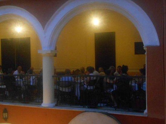 Mision Campeche : Desayuno a las 6 de la mañana en la puerta de mi habitacion
