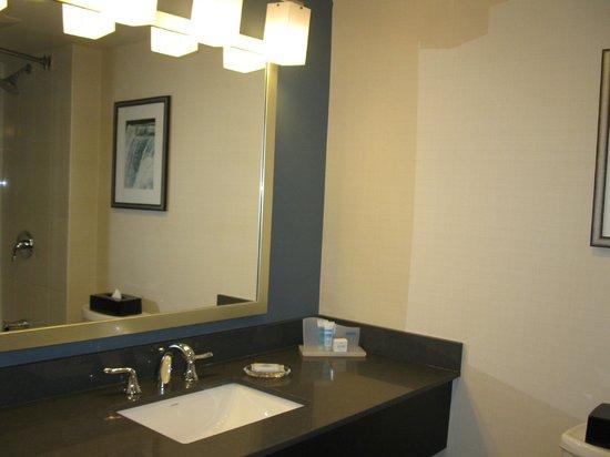 Wyndham Garden Niagara Falls Fallsview: Bathroom