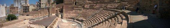 Museo Del Teatro Romano: Вид