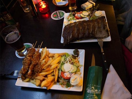... вкусно! - Photo de Cafe 'T Gasthuys, Amsterdam - TripAdvisor