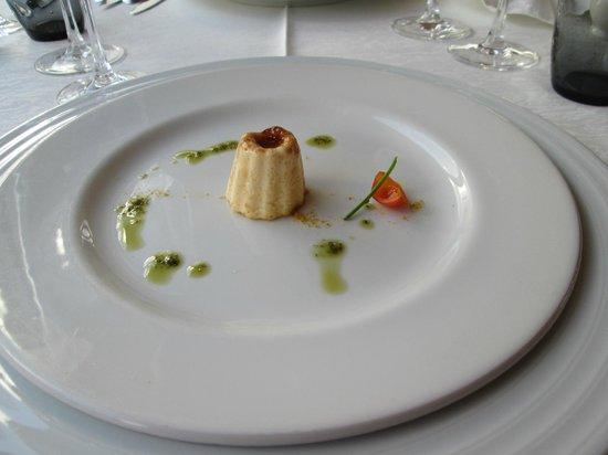 Restaurante Do Forte : Amuse bouche appetizer