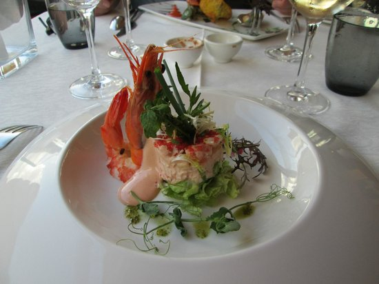 Restaurante Do Forte : Prawn starter