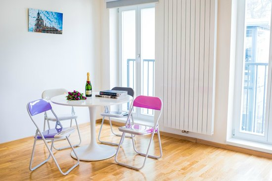 Vysehrad Castle SUITE: ONE BEDROOM APARTMENT - DOLCETTO