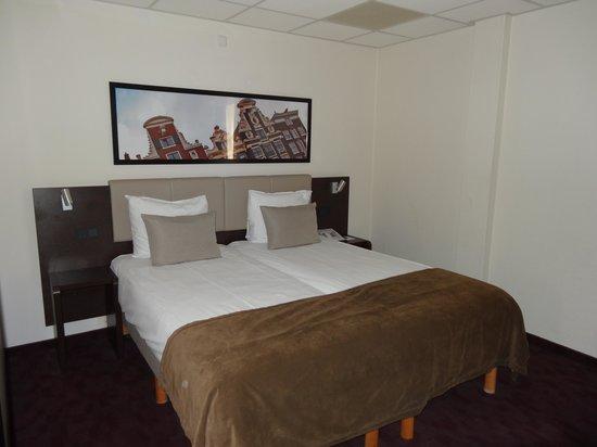 Best Western Dam Square Inn: La chambre : vue 1