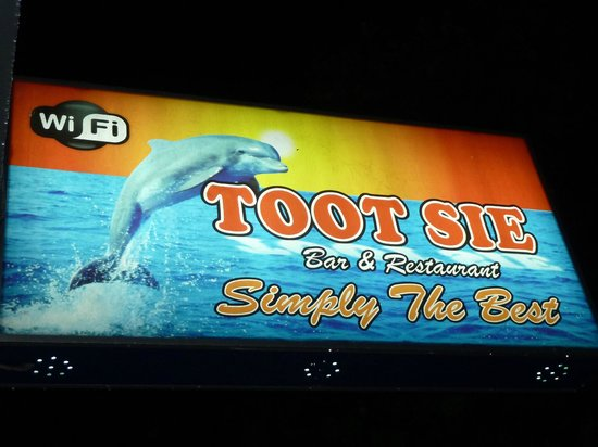 Tootsie Bar: Toot Sie - Bar & Restaurant