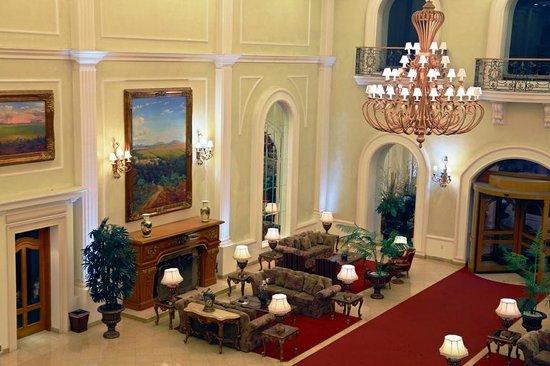 Real Hacienda Santo Tomas: Lobby
