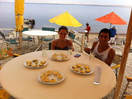 Inti-Mar-Paracas: Desayuno