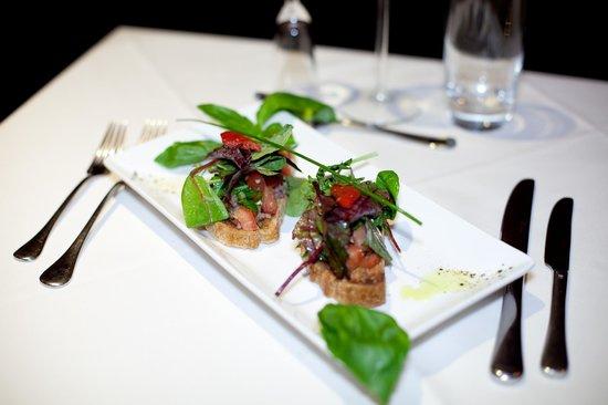 Bel Canto Restaurant : Bruschetta