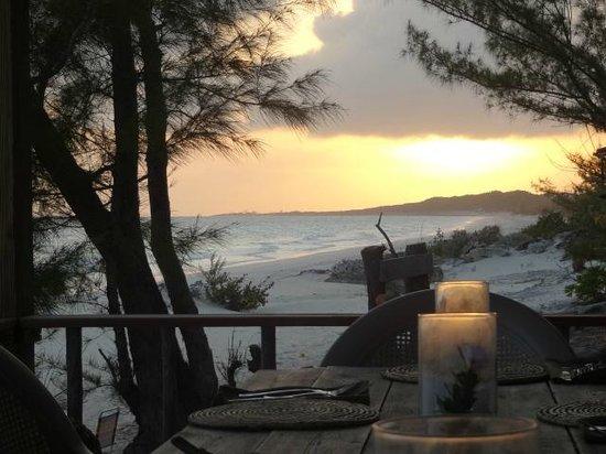 Pigeon Cay Beach Club: Bar