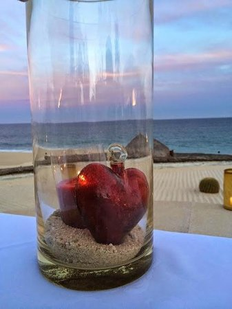 Las Ventanas al Paraiso, A Rosewood Resort: Cute candle holder