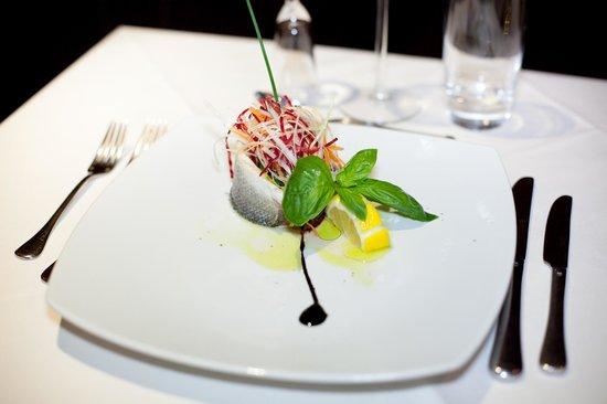 Bel Canto Restaurant : Sea Bream