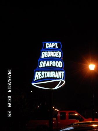 Captain George's Seafood Restaurant KDH : Captain House