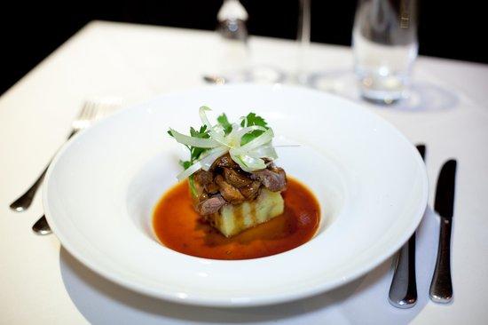 Bel Canto Restaurant : Lamb