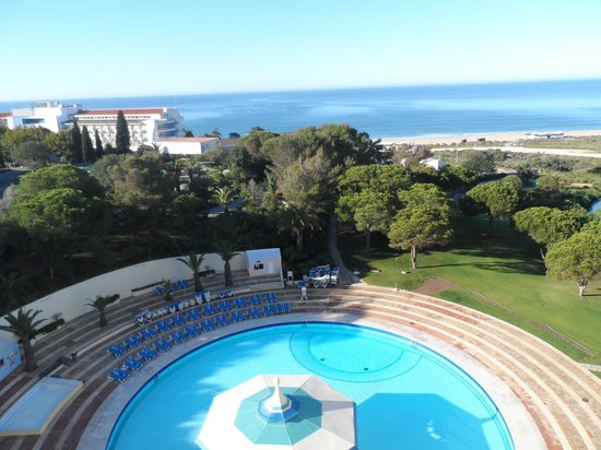 Pestana Delfim All Inclusive: View from eighth floor