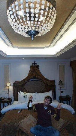Hotel Plaza Grande : Suite!