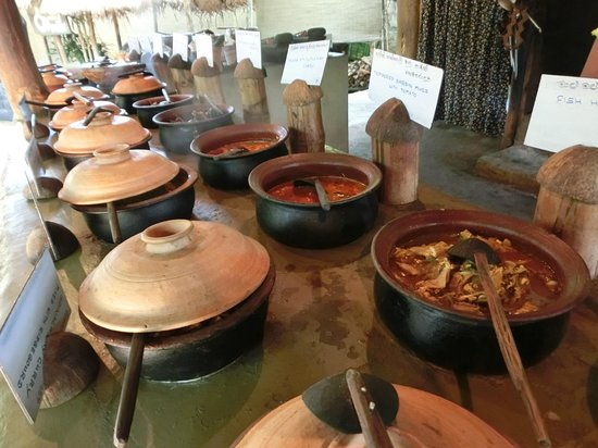 Cinnamon Grand Colombo : Fantastic Sri Lanka rice and curries