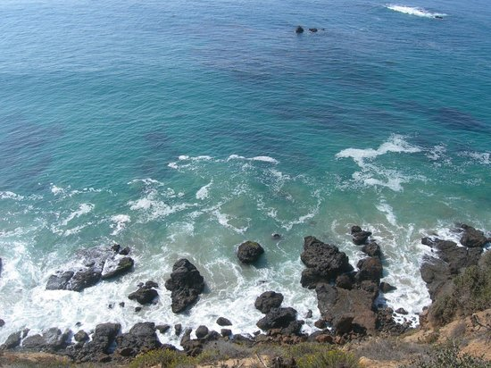 Point Dume State Beach and Preserve: Breathtaking view